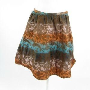 Ruth brown full skirt 6